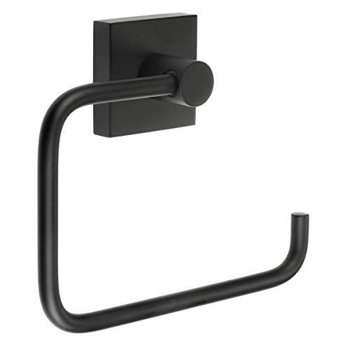 SMEDBO HOUSE WC-Papierhalter Toilettenpapierhalter Rollenhalter schwarz RB341