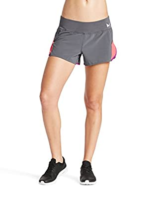 "Mission Women's VaporActive Momentum Running 3"" Shorts"