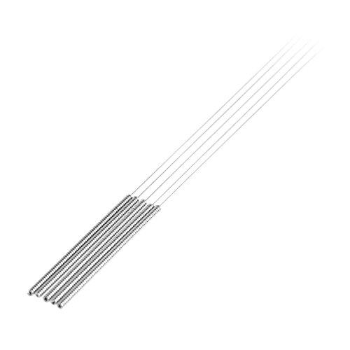 Kit punte da trapano per pulizia ugelli stampante 3D, 5 pezzi, 0,15/0,2/0,25/0,3/0,35/0,4 mm 0.35mm