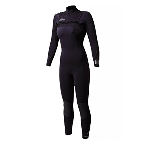 Body Glove Fusion Neo Front Zip Women's Wetsuit - Size Size 6