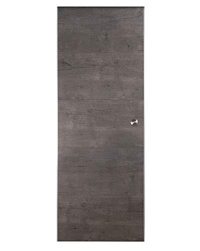 Schiebetür Kunststoff, Grosfillex, 79450C41, Komplettkit, BxH 87,4x216,8cm, Megeve grau