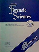 Journal of Forensic Sciences (Volume 40, Number 2)