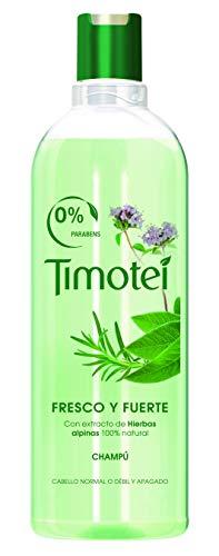 Timobak – shampoo vers en kruiden – 400 ml