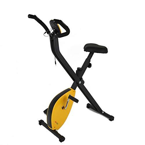 Ciclismo Indoor Bicicleta estática Las bicicletas plegables de ejercicio aeróbico compacta Inicio aptitud bicicleta de ciclo Trainer con Formación de equipos de gimnasia Sporting bici Ciclo Trainer In