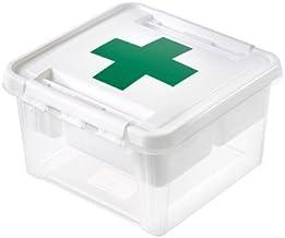 SmartStore 3597110 Plastic Box White / Transparent 28 x 28 x