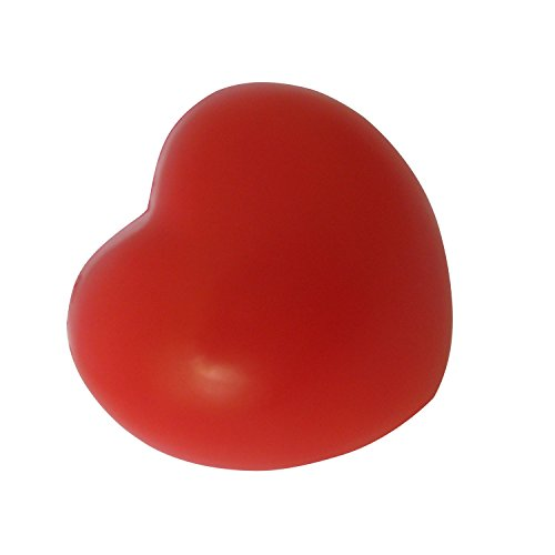 TOOGOO Herz Stress Helfer Ball Rot