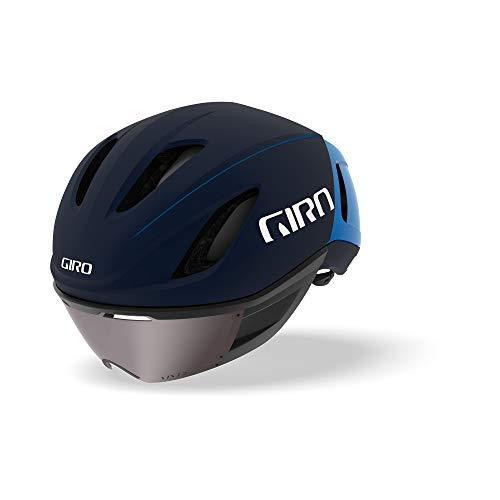 Giro Vanquish MIPS Aero Helm, Mattes Mitternachtsblau, Large/59-63 cm