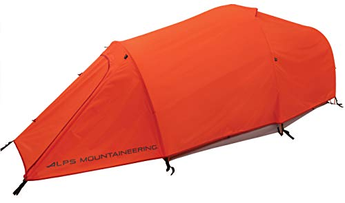 ALPS Mountaineering Tasmanian 2-Person Tent, Orange/Gray