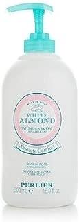 Perlier White Almond Liquid Soap 16.9 fl. oz.