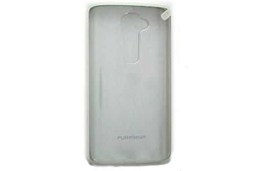 PureGear Slim Shell Case for LG G2 - Retail Packaging - Coconut Jelly by PureGear