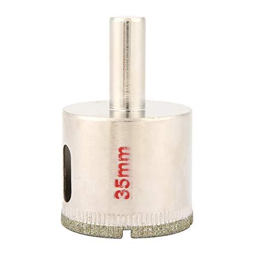 Sierra de diamante, pequeña resistencia a la incisión, broca de perforación estable, granito liso para mármol, hormigón para perforar baldosas de cerámica