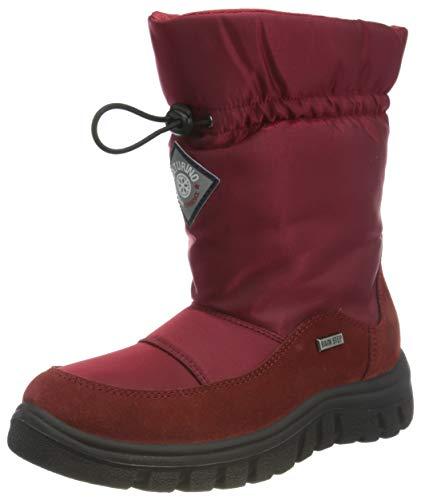 Naturino Varna Snow Boot, Granat, 24 EU
