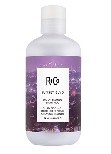 R+co Sunset Blvd Blonde Shampoo By for Unisex - 8.5 Oz Shampoo, 8.5 Oz