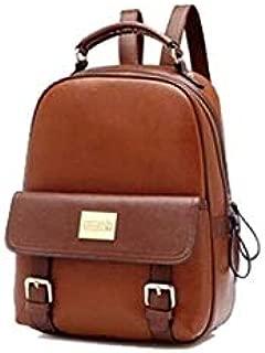 Korean fashion backpack (pu leather fashion schoolbags)