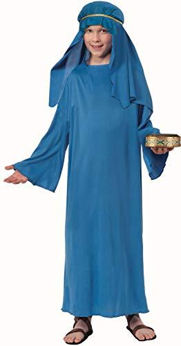 Forum Novelties Biblical Times Shepherd Blue Costume Robe, Child Large - http://coolthings.us
