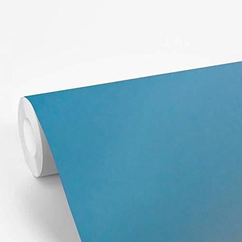 Fotobehang vinyl Schiphol - Startbaan van Schiphol bij zonsopkomst 600x400 cm
