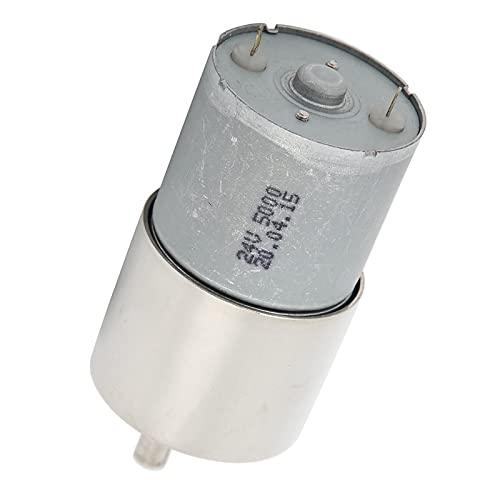 Motor De Reducción De Velocidad, Motor De Imán Permanente Reducción De Ruido Motor De Engranajes De CC Mini Imán Permanente Para Deshumidificadores Para Humidificadores Para(100 rpm/min)