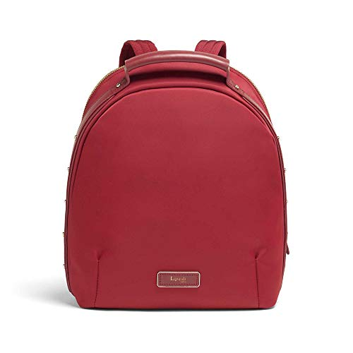 Lipault - Business Avenue Backpack - Small Shoulder Purse Bag for Women Red Size: S