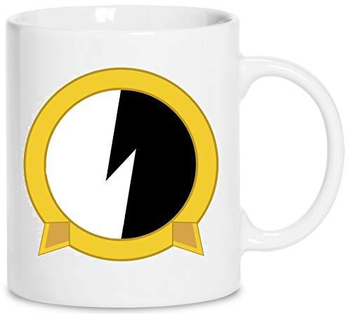 Protoshirtexe Keramik Weiß Tassen Kaffeebecher Cup Mug