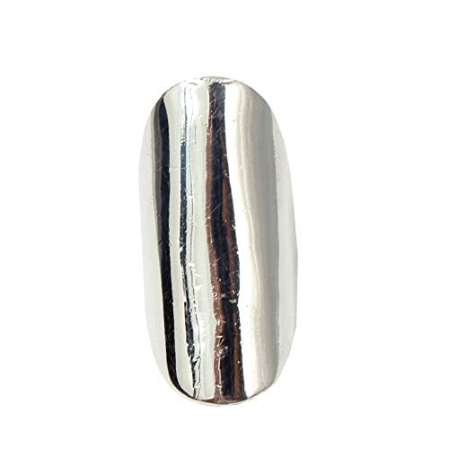 Justfox - roestvrij stalen ring eenvoudig elegant design