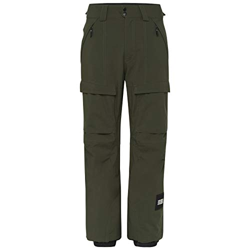 O'Neill Herren PM Cargo Snow Pants, Forest Night, S