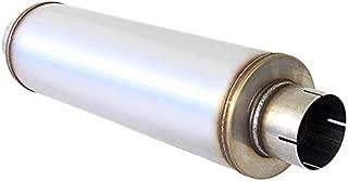 409 Stainless Steel Performance Diesel Muffler 4