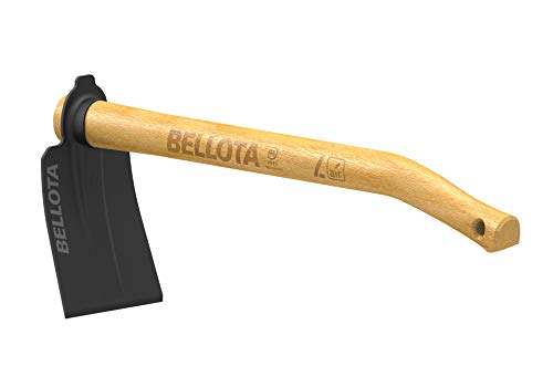 Bellota L2CM500 L2CM500-Zappa leggera per agricoltura e giardinaggio, Nero/Grigio/Marrone