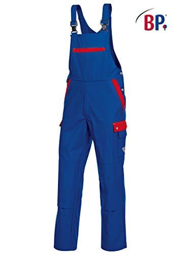 BP 1998-570-0032-44s Arbeitshose für Männer, Schlanke Silhouette mit höherer Taille am Rücken, 250,00 g/m² Stoffmischung mit Stretch, schwarz ,44s
