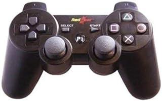 (Renewed) Redgear RG-PS3 Black Bluetooth Gamepad