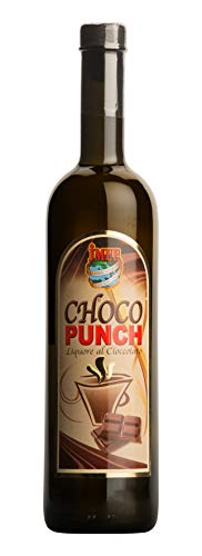 Choco Punch Liquore Cremoso al Rum e Cioccolato | Distilleria Jannamico Lanciano - dal 1888-700 ml