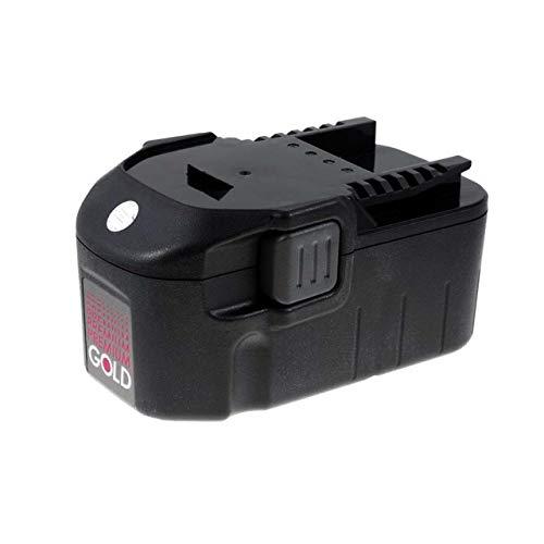 Powery Batería para Würth Master SD 18V 2000mAh NiMH