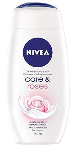 Nivea Duschcreme Pflege & Roses, 250 ml