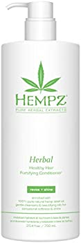 Hempz Hempz Herbal Healthy Hair Fortifying Conditioner, 25.4 Ounce