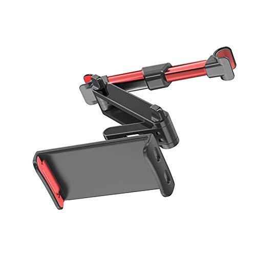 Reposacabezas del Asiento Trasero del automóvil, Soporte para Tableta, rotación de 360 Grados, Adecuado para iPad Air Mini 2 3 4, Pad 2018 Pro 9.7, 10.5, Tableta de 4.6-10.6 Pulgadas
