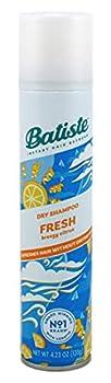 Batiste Shampoo Dry Fresh 6.73 Ounce  199ml   Pack of 2