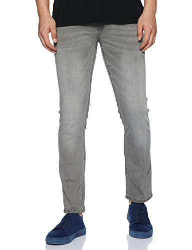 Amazon Brand – Inkast Denim Co. Men's Stretch Relaxed Stretchable Jeans