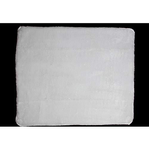 TuToy Aquariumvissen Witte Spons Filter Katoenen Pad Biochemische Deken Mat Bag Droog Nat Scheiding Hoge Dichtheid Zuivering, 2, 1