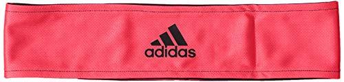 adidas Reverse Stirnband, Black/Shock Red/White, OSFM