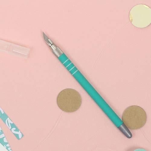 Mi Tienda de Arte Bisturí de precisión, Acero, Multicolor, 16 x 1...