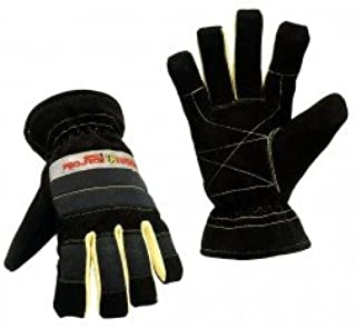 Protech-8 Fusion Structural Firefighting Glove, Large