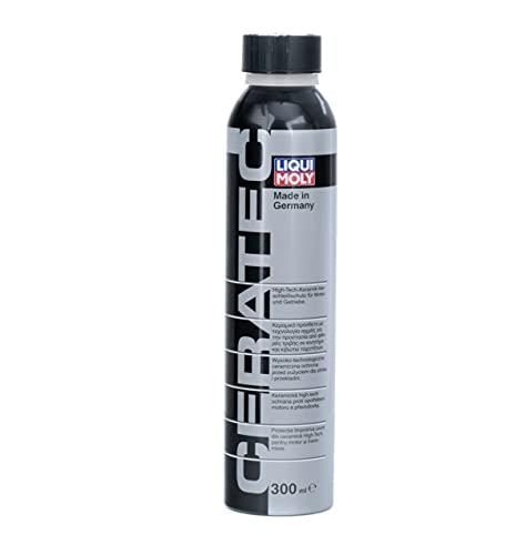 LIQUI MOLY CERATEC 7181 - Additivo per olio, 300 ml, protezione in ceramica