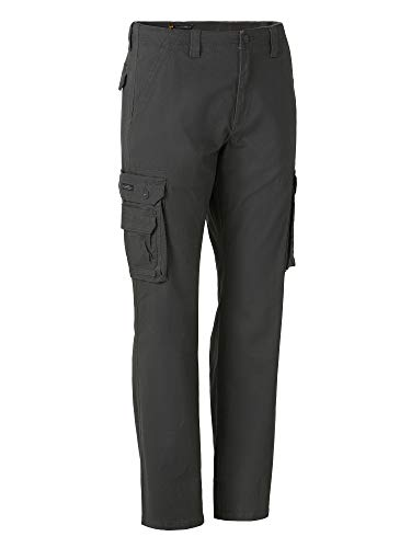 Lee Wyoming Relaxed Fit Cargo Pant Pantaloni, Ombra, 40W x 29L Uomo