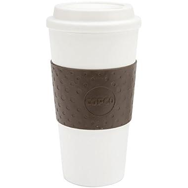 Copco Acadia Travel Mug, 16-Ounce, Brown