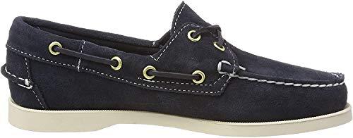 Sebago Docksides Portland Suede W, Chaussures Bateau...