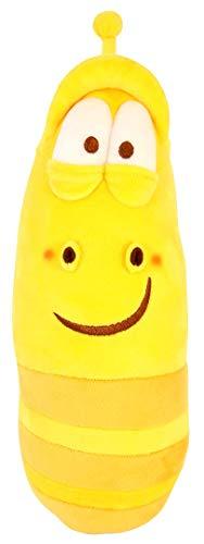 Commonwealth Toys Larva 12' Plush Yellow W/Sound