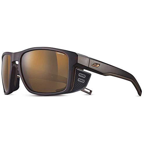 Julbo Sunglas's Shield, occhiali da sole, marrone/nero, taglia unica