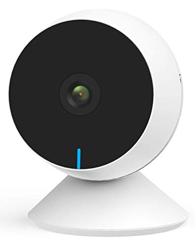 Laxihub Baby Camera WiFi 1080P FHD, M1 Baby Monitor with Crying & Motion Detection, 2 Way Audio, Night Vision, Smart Home Camera Works with Alexa, Google