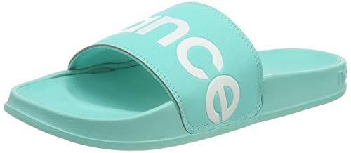 New Balance 200, Sandalias de Punta Abierta para Mujer, Azul (Light Tidepool...