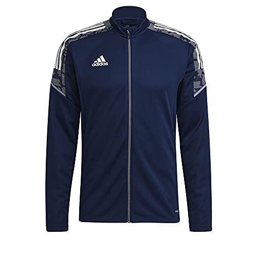 adidas GE5412 CON21 TK JKT Giacca Uomo team navy blue/white XL