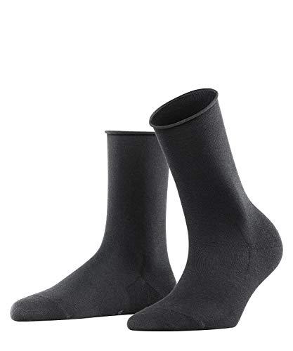 FALKE Damen Socken Active Breeze, Lyocellmischung, 1 Paar, Schwarz (Black 3009), 35-38